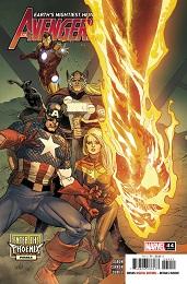 Avengers no. 44 (2018 Series)