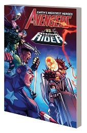 The Avengers Volume 5: Challenge of Cosmic Ghost Riders