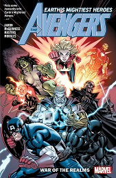 The Avengers: War of the Realms Volume 4 TP