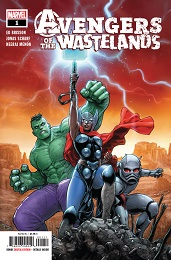 Avengers of the Wastelands no. 1 (2020 Series)