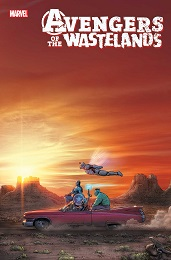 Avengers of the Wastelands no. 2 (2020 Series)