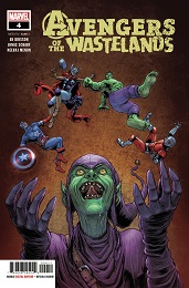 Avengers of the Wastelands no. 5 (2020 Series)