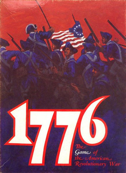 1776: The Game of the American Revolutionary War