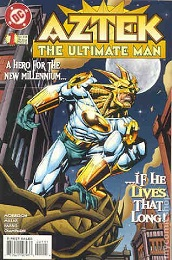 Aztek: The Ultimate Man (1996 Series) Complete Bundle - Used