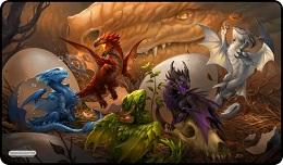 Playmat: Baby Dragons