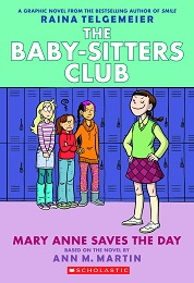 Baby-Sitters Club Volume 3: Mary Anne Saves the Day TP