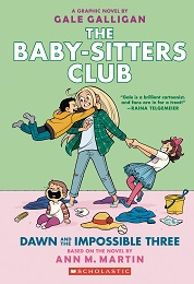 Baby-Sitters Club Volume 5: Dawn and the Impossible Three TP