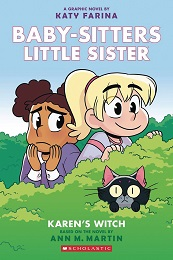 Baby-Sitters Little Sister Volume 1: Karen's Witch