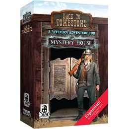 Mystery House: Back to Tombstone Expansion