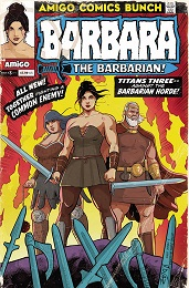 Barbara The Barbarian no. 3 (2020 Series)