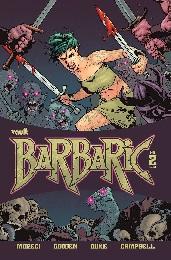 Barbaric no. 2 (2021 Series)