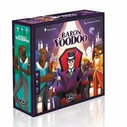 Baron Voodoo Board Game