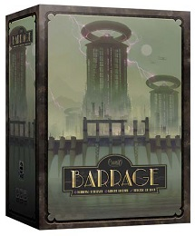 Barrage Board Game
