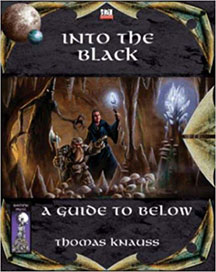 D20: Into the Black: a Guide to Below - USED