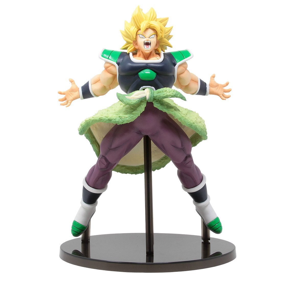 Rising Fighters: Super Broly Ichiban Figure