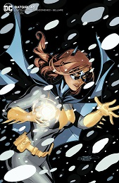 Batgirl no. 45 (2016 Series) (Variant)