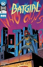 Batgirl no. 45 (2016 Series)