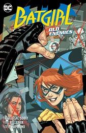 Batgirl Volume 6: Old Enemies TP