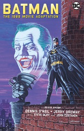 Batman the 1989 Movie Adaptation: Deluxe Edition HC