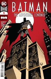 Batman: The Adventures Continue no. 1 (2020 Series)