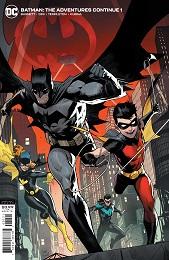 Batman: The Adventures Continue no. 1 (2020 Series) (Variant)