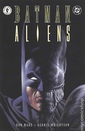 Batman Aliens (1997 Series) Complete Bundle - Used