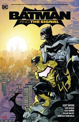 Batman and the Signal TP
