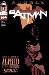 Batman Annual no. 4 (2016 Series)