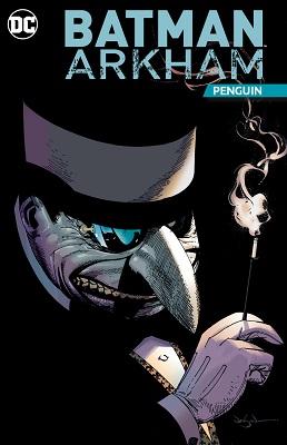 Batman Arkham: Penguin TP