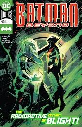Batman Beyond no. 40 (2016 Series)
