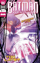 Batman Beyond no. 41 (2016 Series)