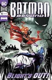 Batman Beyond no. 42 (2016 Series)