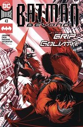 Batman Beyond no. 43 (2016 Series)