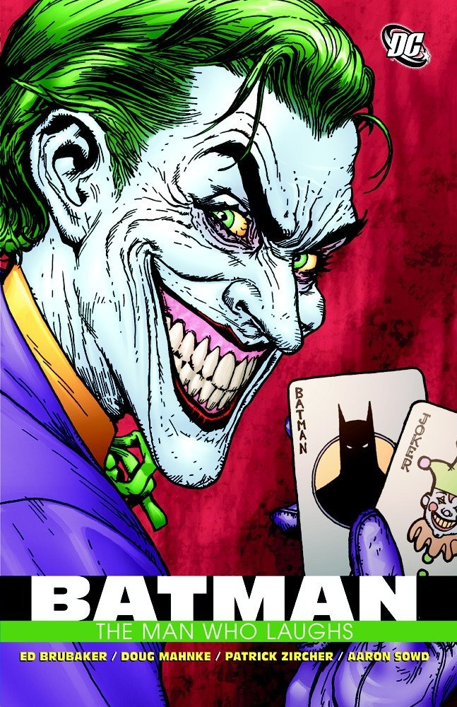 Batman: The Man Who Laughs TP - Used