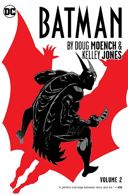Batman by Moench and Jones: Volume 2 HC