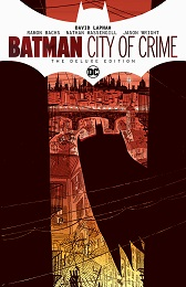 Batman: City of Crime Deluxe Edition HC