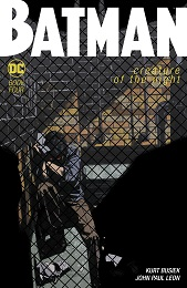 Batman: Creature of the Night no. 4 (4 of 4) (2017 Series)