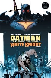 Batman: Curse of the White Knight no. 6 (6 of 8) (2019 Series)