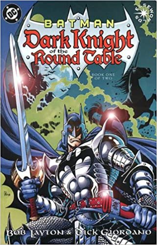 Batman Dark Knight of the Round Table (1999) Complete Bundle - Used
