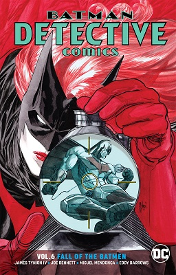 Detective Comics: Volume 6: Fall of the Batmen TP
