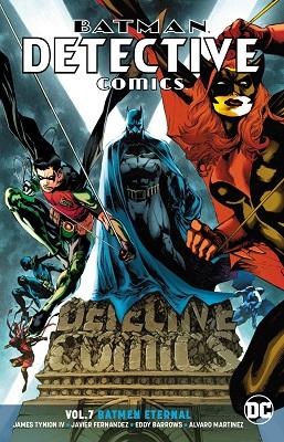 Detective Comics: Volume 7: Batman Eternal TP