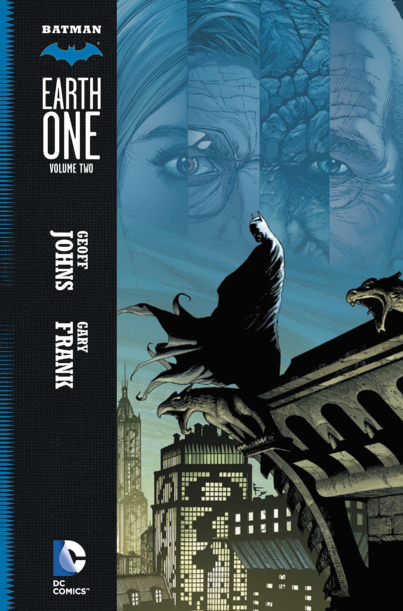 Batman: Earth One: Volume 2 HC - Used