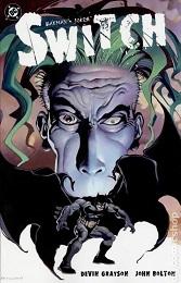 Batman Joker Switch (2003) Prestige Format - Used
