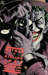 Batman: The Killing Joke GN (1988) - Used (Reprint)