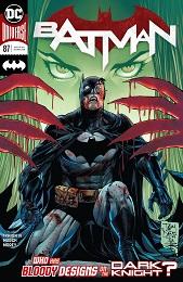Batman no. 87 (2016 Series)