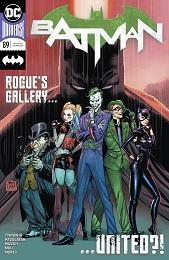 Batman no. 89 (2016 Series)
