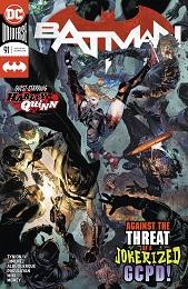 Batman no. 91 (2016 Series)