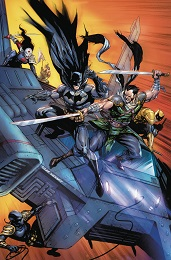 Batman and the Outsiders no. 13 (2019 Series)