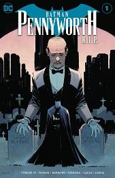 Batman Pennyworth R.I.P. no. 1 (2020 Series)