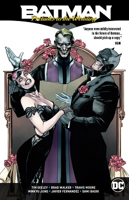Batman: Preludes to the Wedding TP
